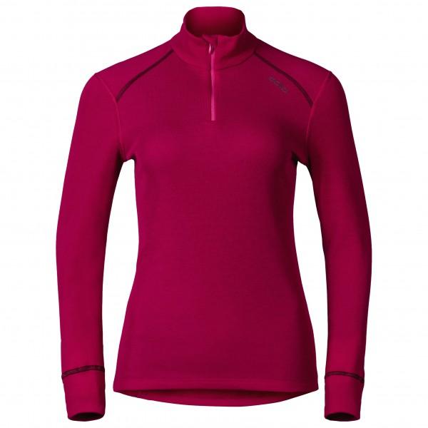 Odlo - Shirt L/S Turtle Neck 1/2 Zip Warm - Long-sleeve