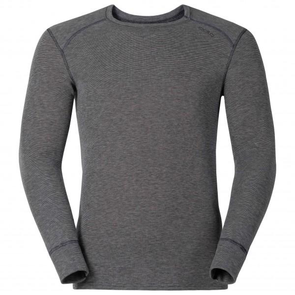 Odlo - Shirt L/S Crew Neck Warm - Manches longues