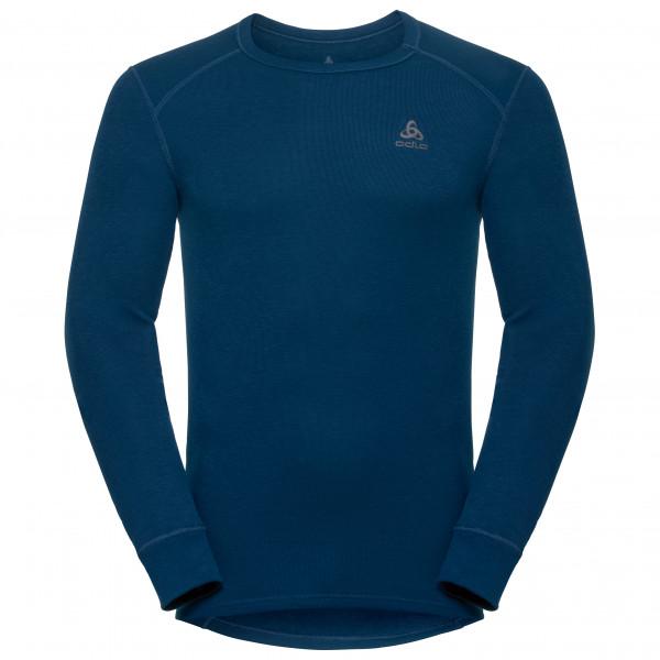 Odlo - Shirt L/S Crew Neck Warm - Longsleeve