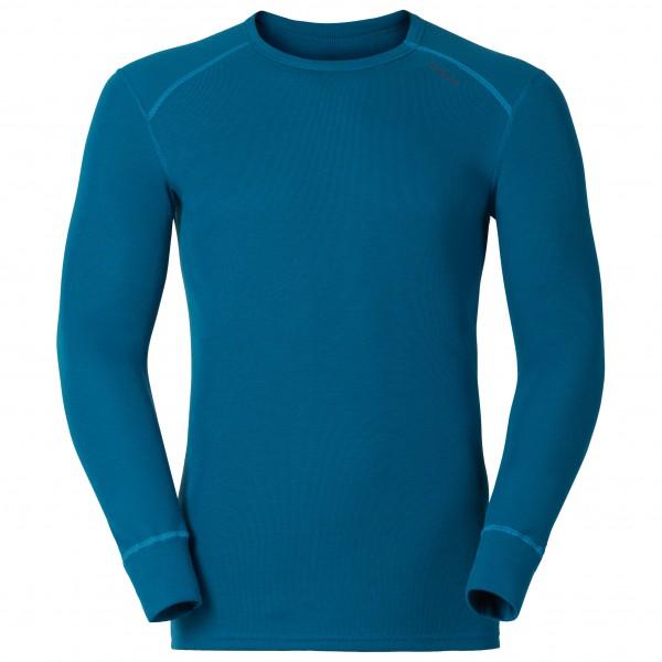 Odlo - Shirt L/S Crew Neck Warm - Ropa interior fibra sintética