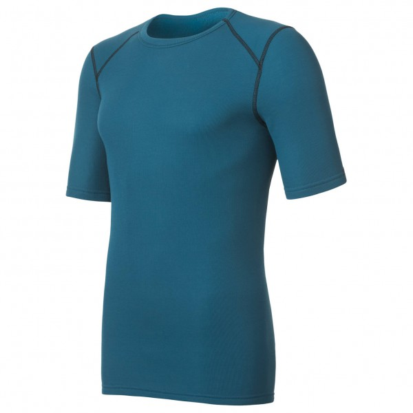 Odlo - Shirt S/S Crew Neck Warm - Sport shirt
