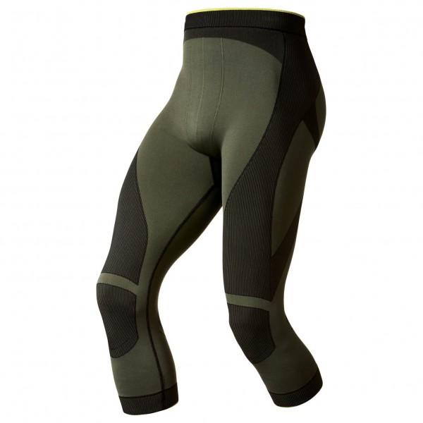 Odlo - Pants 3/4 Evolution Warm Greentec