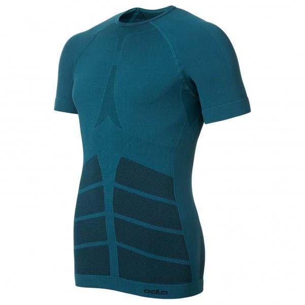 Odlo - Shirt S/S Crew Neck Evolution Warm - Funktionsshirt