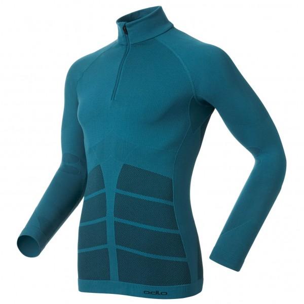 Odlo - Shirt L/S 1/2 Zip Evolution Warm - Longsleeve