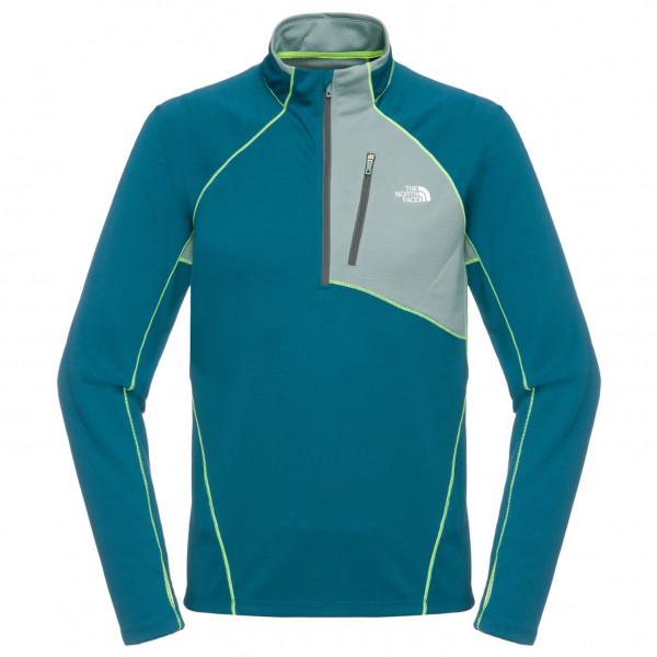 The North Face - Impulse Active 1/4 Zip - Manches longues