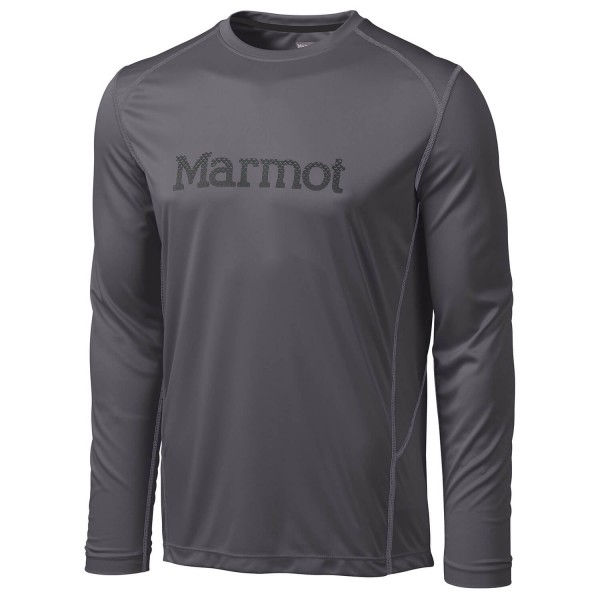 Marmot - Windridge with Graphic LS - Synthetisch ondergoed