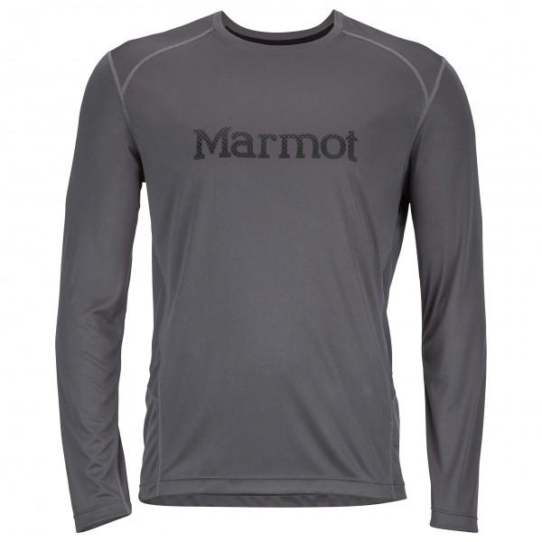 Marmot - Windridge with Graphic LS - Synthetic underwear