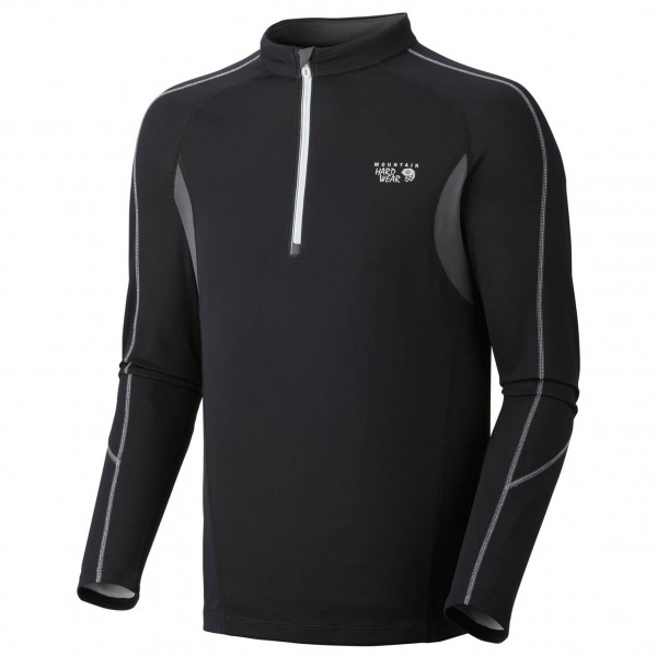 Mountain Hardwear - Elmoro Long Sleeve Zip T