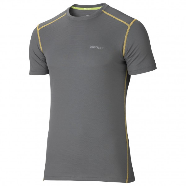 Marmot - Thermalclime Sport Ss Crew - Funktionsshirt