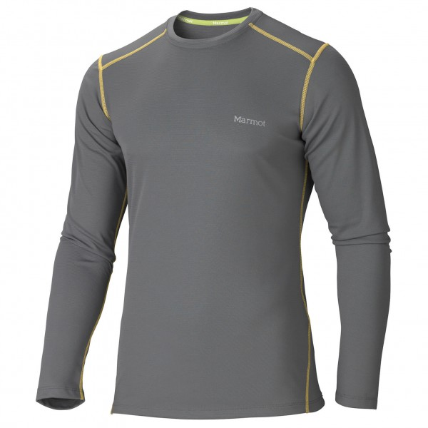 Marmot - Thermalclime Sport Ls Crew - T-shirt technique