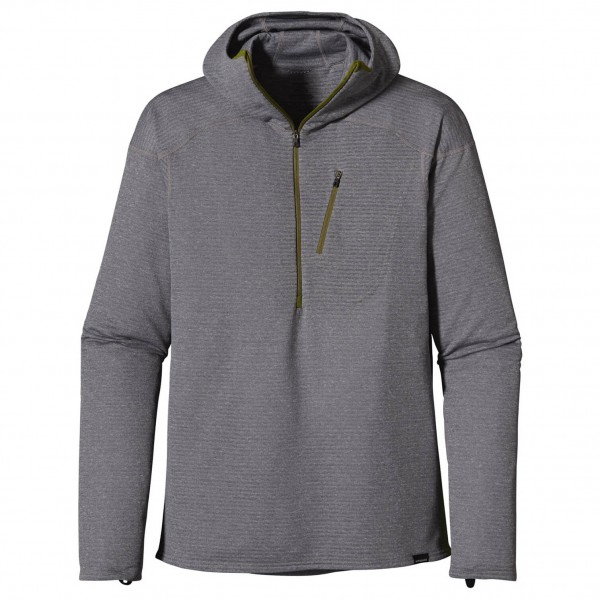 Patagonia - Capilene 4 Expedition Weight 1/4-Zip Hoody