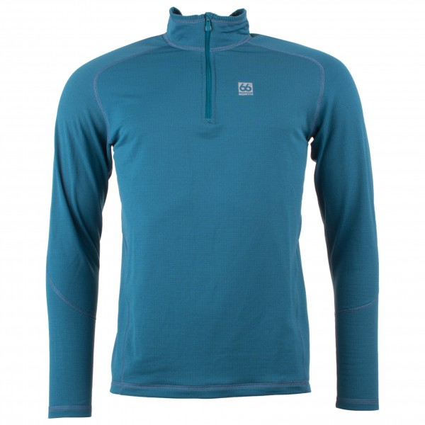 66 North - Grettir Zip Neck - Pullover