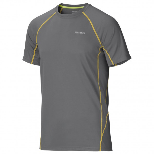 Marmot - Thermalclime Sport SS Crew - Synthetic base layers