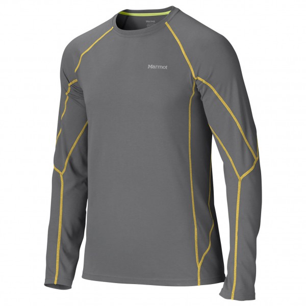 Marmot - Thermalclime Sport LS Crew - Synthetic underwear