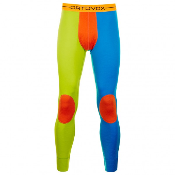 Ortovox - Rock'N'Wool Long Pants - Pitkät alushousut