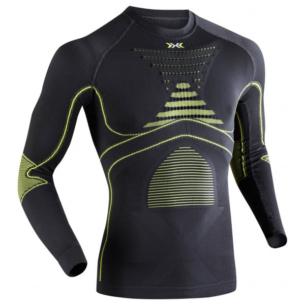 X-Bionic - EACC Evo Shirt Long Round Neck - Long-sleeve