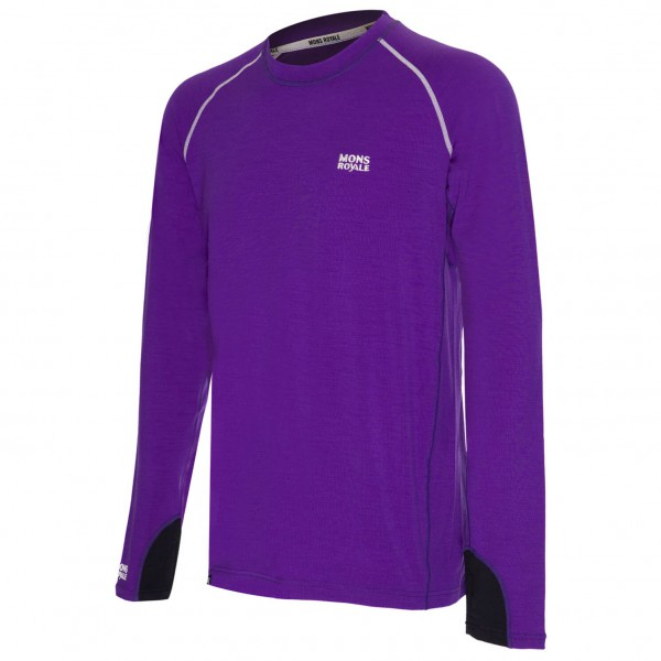 Mons Royale - Supa Tech LS - Long-sleeve