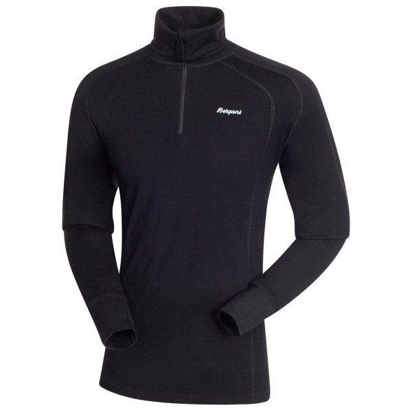 Bergans - Svartull Half Zip - Long-sleeve