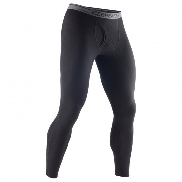 Icebreaker - Anatomica Legging with Fly - Caleçon long