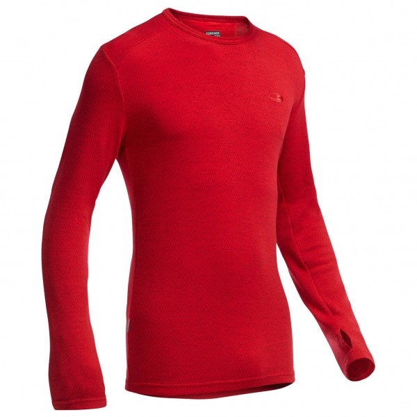Icebreaker - Apex LS Crewe MTN Icon - Long-sleeve