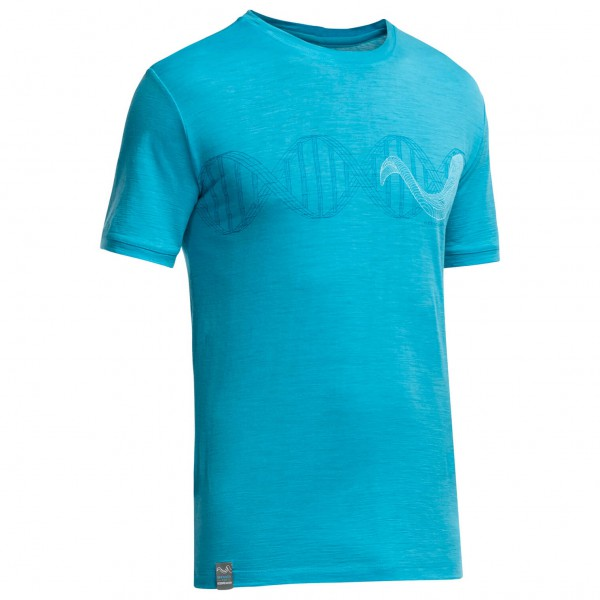 Icebreaker - Tech T Lite SS Crewe Merino Horn - T-Shirt