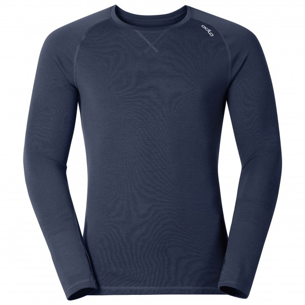 Odlo - Shirt L/S Crew Neck Revoltion TW Warm - Long-sleeve