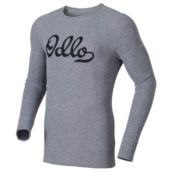 Odlo - Shirt L/S Crew Neck Warm Trend - Long-sleeve