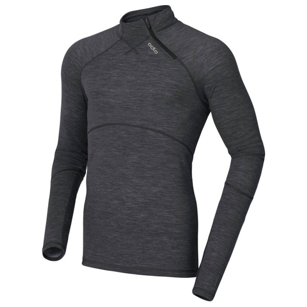 Odlo - Shirt L/S Turtle Neck 1/2 Zip Revolution TW Warm