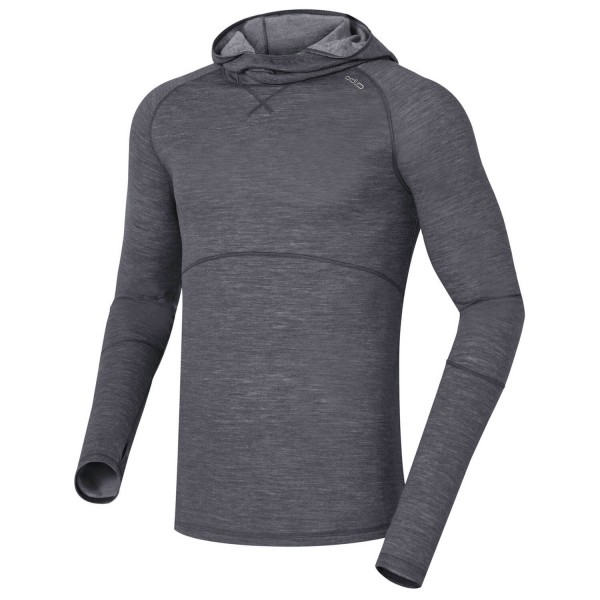 Odlo - Shirt L/S With Facemask Revolution Warm - Longsleeve