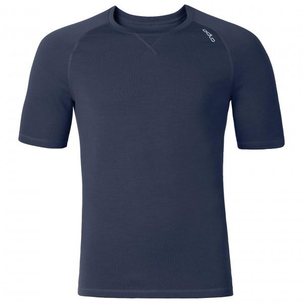 Odlo - Shirt S/S Crew Neck Revolution TW Warm - T-paidat