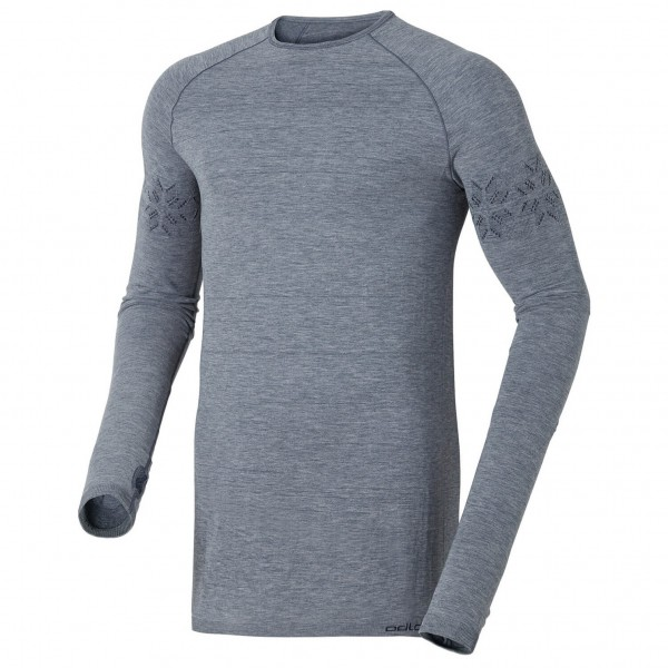 Odlo - Shirt L/S Crew Neck Zeromiles - Long-sleeve