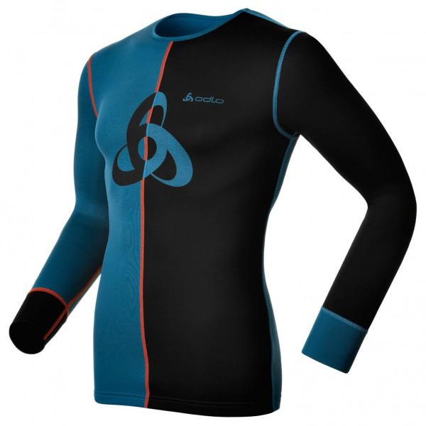 Odlo - Shirt L/S Crew Neck Warm Trend - Longsleeve