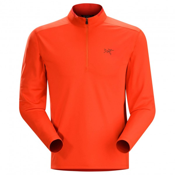 Arc'teryx - Iridine Zip Neck LS - Long-sleeve