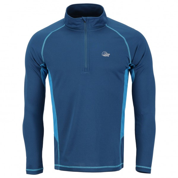 Lowe Alpine - Dryflo Zip Top 150 - Synthetisch ondergoed