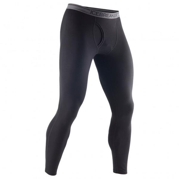 Icebreaker - Anatomica Leggings w Fly - Long underpants