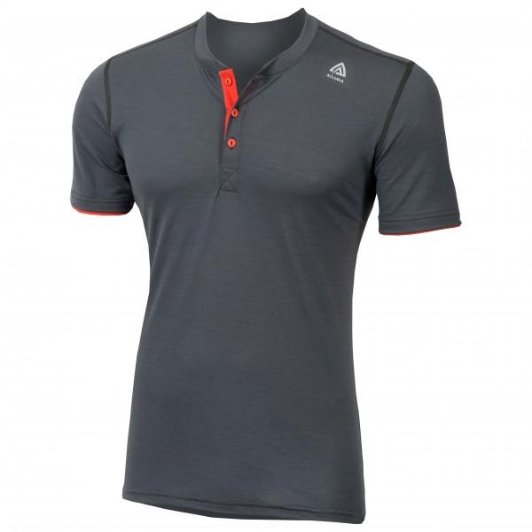 Aclima - LW Henley Shirt - T-Shirt