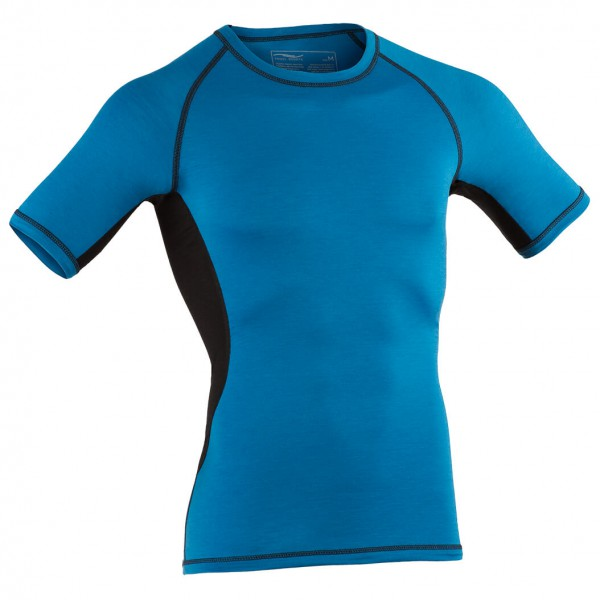 Engel Sports - Shirt S/S Slim Fit - Merino ondergoed