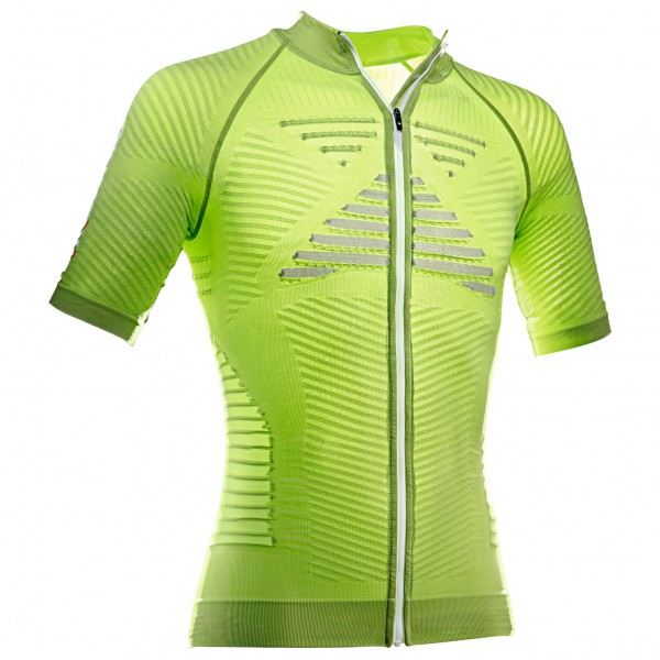 X-Bionic - Effektor Biking Powershirt S/S Full Zip