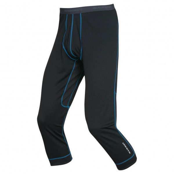Mammut - Go Warm Pants 3/4 - Synthetic underwear