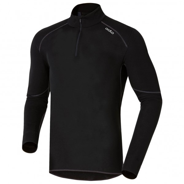 Odlo - X-Warm Shirt L/S Turtle Neck 1/2 Zip - Long-sleeve