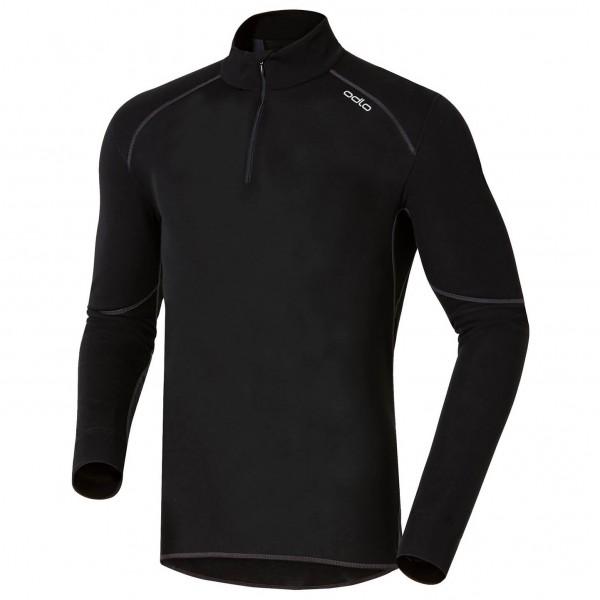 Odlo - X-Warm Shirt L/S Turtle Neck 1/2 Zip - Syntetisk undertøy