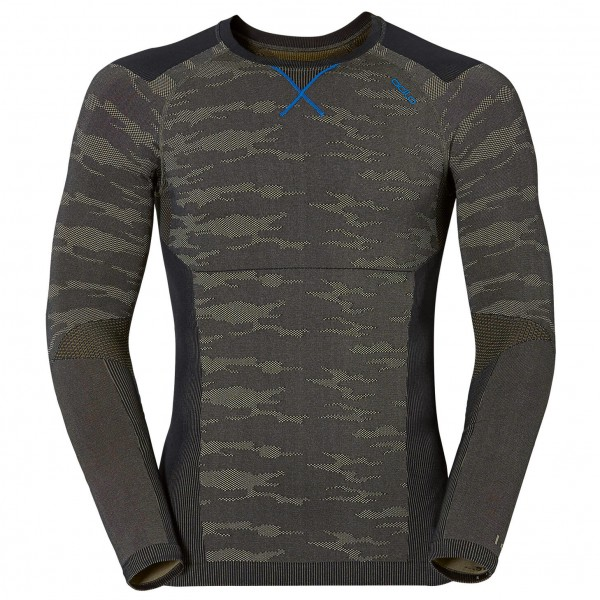 Odlo - Blackcomb Evolution Shirt L/S Crew Neck - Long-sleeve