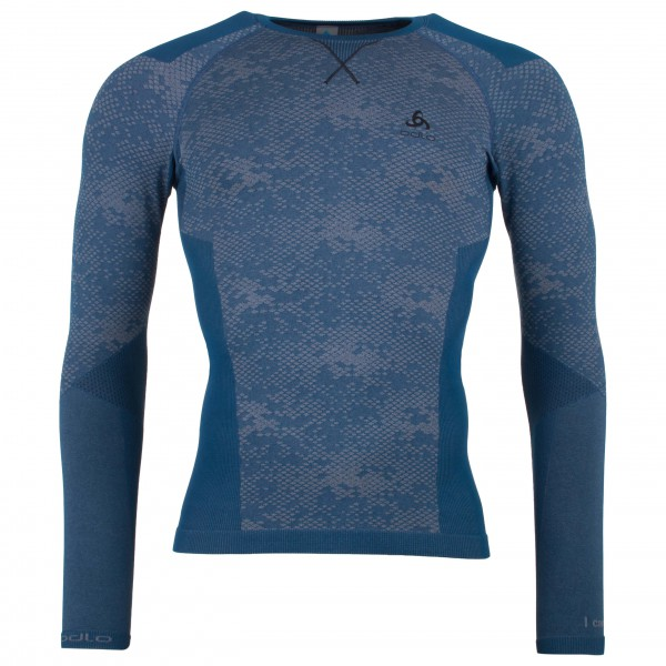 Odlo - Blackcomb Evolution Shirt L/S Crew Neck - Longsleeve