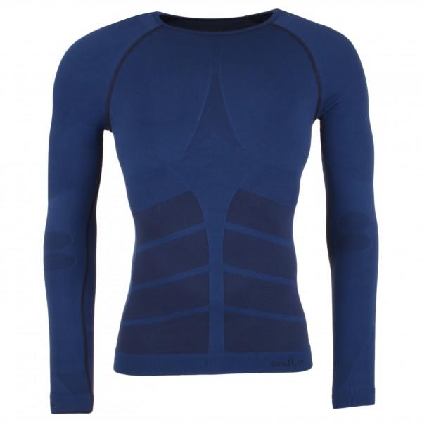 Odlo - Evolution Warm Shirt L/S Crew Neck - Longsleeve