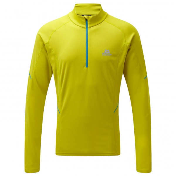 Mountain Equipment - Spectrum L/S Zip-T - Manches longues