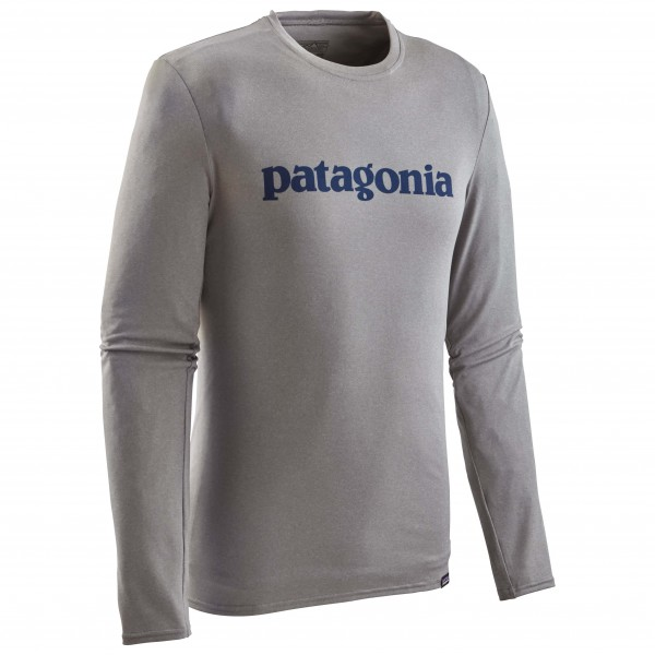 Patagonia - L/S Capilene Daily Graphic T-Shirt
