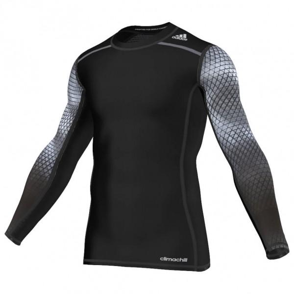 adidas - TF Chill Long Sleeve Tee - Synthetic underwear