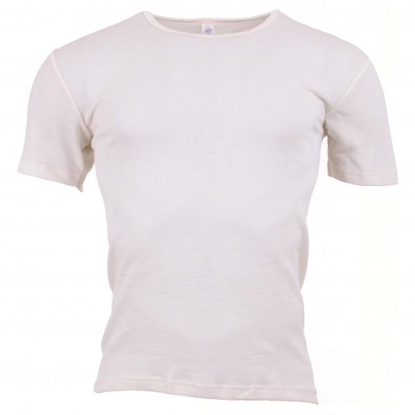 Engel - Unterhemd S/S - Seidenunterwäsche