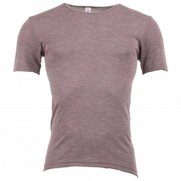 Engel - Unterhemd S/S - Sous-vêtements en soie