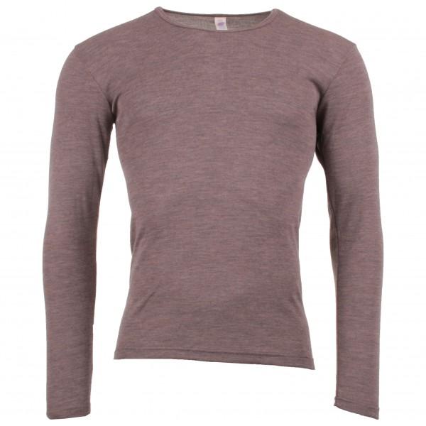 Engel - Unterhemd L/S - Silk underwear